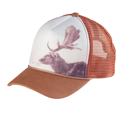 Kids 3-7 Years Moose Trucker With Adjustable Back (CTK4137)
