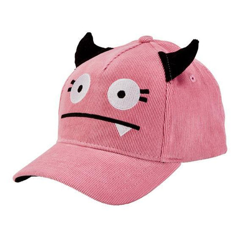 5-7 Year Old Kid's Pink Monster Ball Cap (CTK4257)