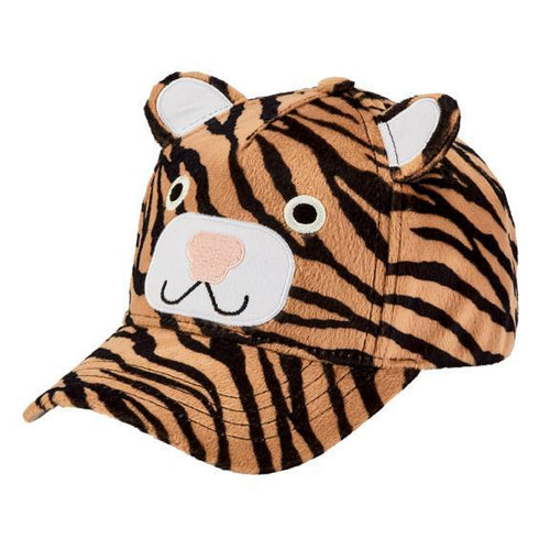 5-7 Years Old Kid's Tiger Ball Cap (CTK4258)