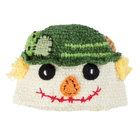Kids Crochet Owl Hat (DL2428)