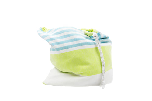 2-in-1 Cotton Bag and Blanket (QVSDHS19056)