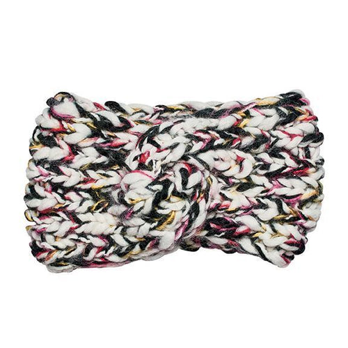 Multicolor Knit Headband (KNH3467)