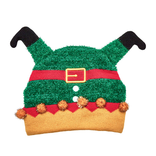 Upside Down elf beanie (KNH3576)