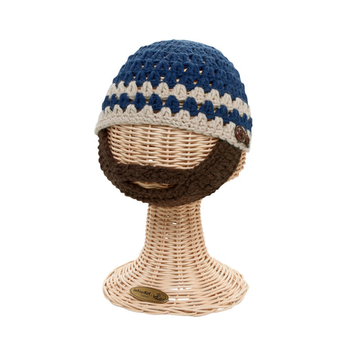 Kids Crochet Detachable Beard (KNK3258)