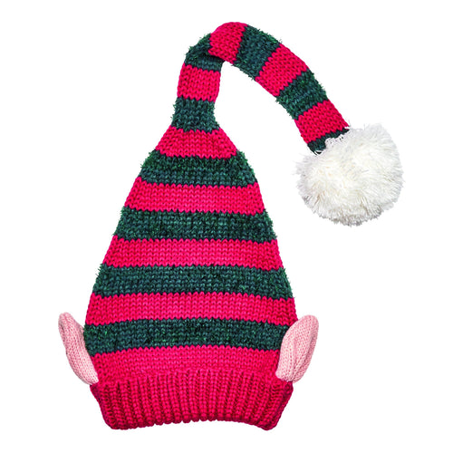 Kid's Knit Elf Cap (KNK3630)