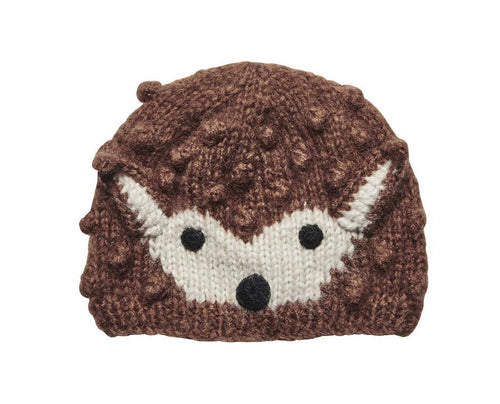 TODDLER HEDGEHOG BEANIE (KNK5023)