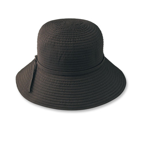 Women's Ribbon Crusher Small Brim Hat (RBS4720)