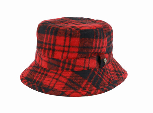 Mens Large Quilted Bucket (SDH2069)