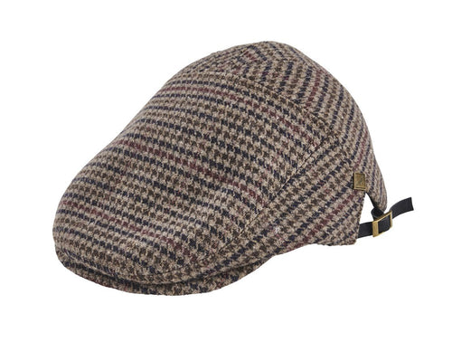 MEN'S 7-PANEL PLAID DRIVER (SDH3329)