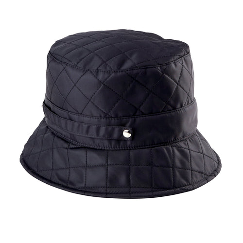 Women's Quilted Rain Hat (SDH3402)