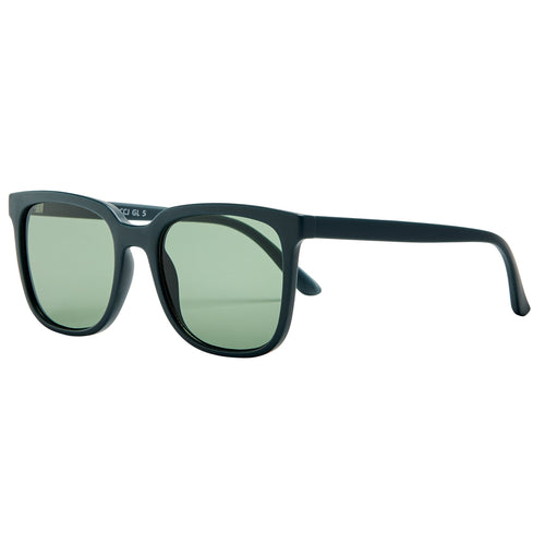 Mens Matte Squared Frame W/ Glare Reduction Tint (SWG0111)