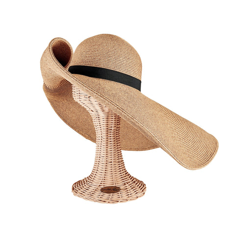Women's Ultrabraid Side Tack Fold Sun Hat (UBL130)