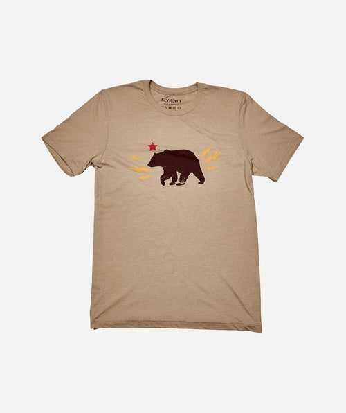 Apparel - Shirt With Bear Print