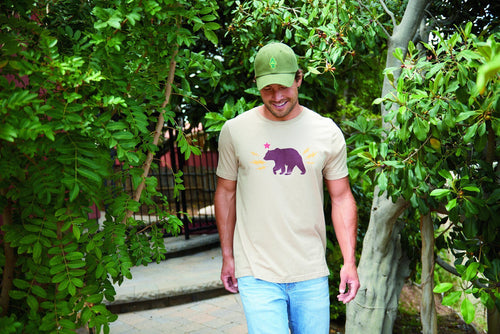 Apparel - Shirt With Bear Print (SLW3572)