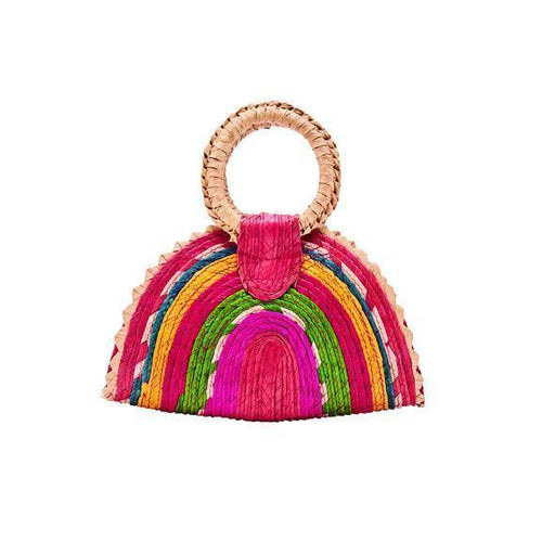 Kids Mini Multicolor Quesadilla Bag (BSK1813)