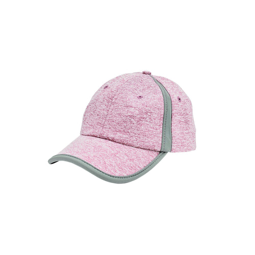 Women's black performance ball cap (OCW4701)