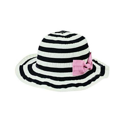 Toddle Ribbon Sun Hat w/ Bow (RBK3090)