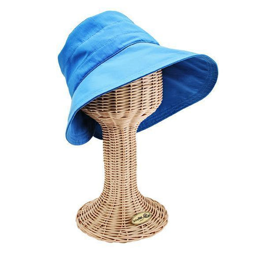Women's Wide Brim Bucket