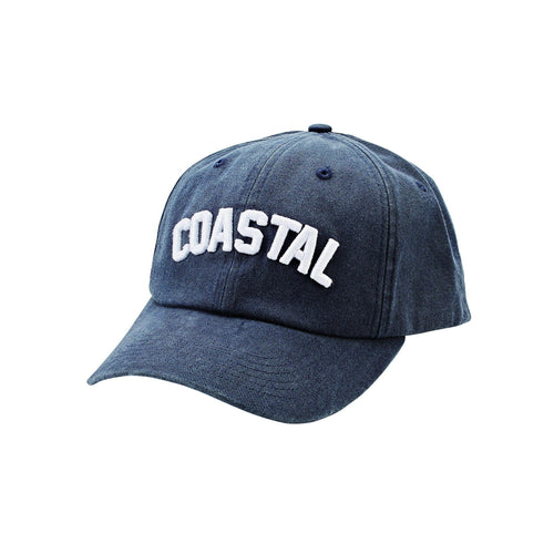 UNISEX COASTAL EMBROIDERY DAD CAP (SLW3603)