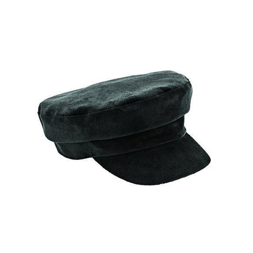 Women's greek fisherman cord cap (CTH8162)