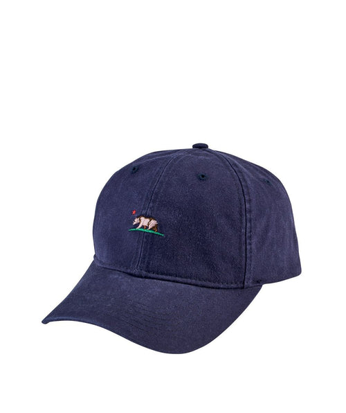 Hats - Bear Embroidered Cap