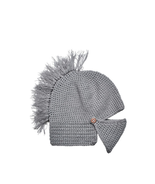Hats - Knight Helmet Knit Cap