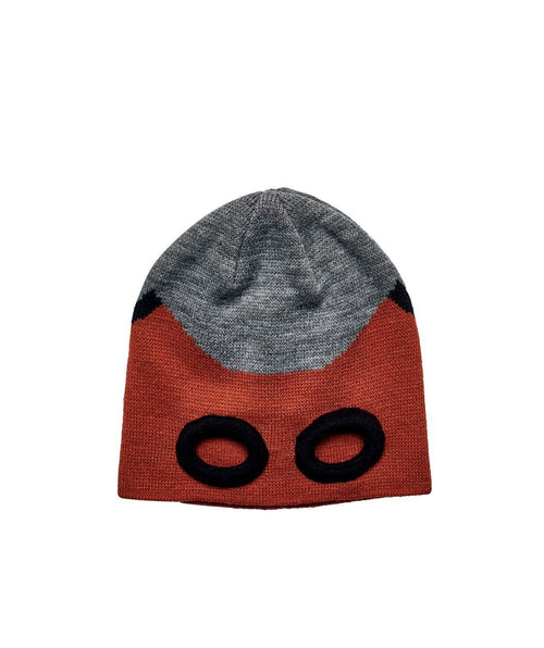 Hats - Mask Knit Cap