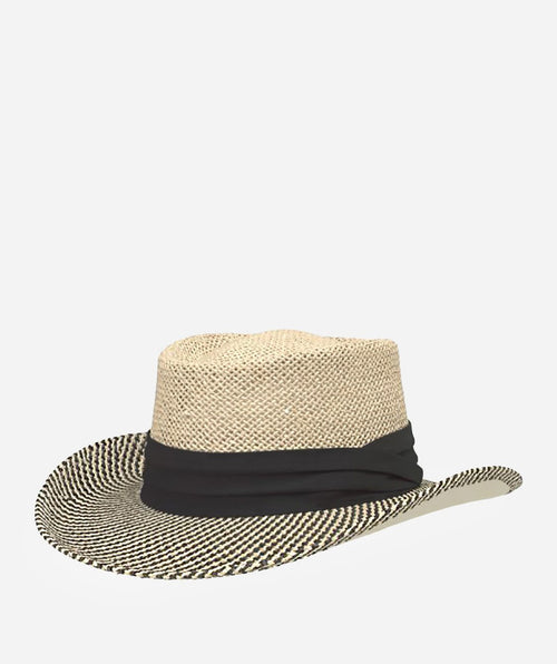 Hats - Men's Toyo Gambler With Black Band