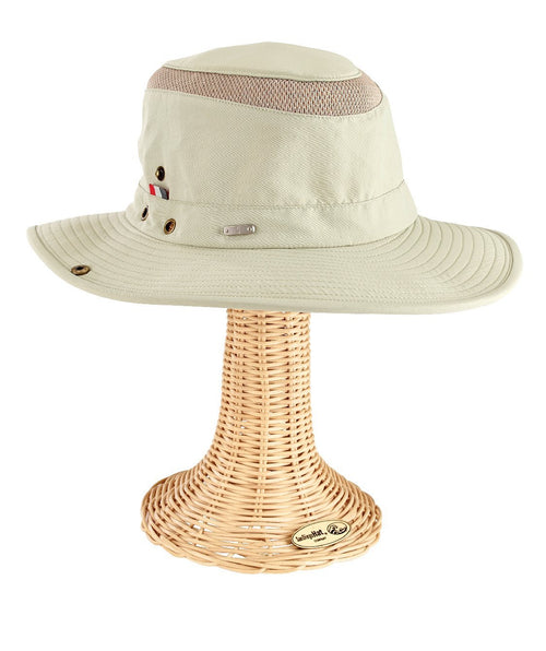 Hats - Mens Breathable Outdoor Snap Boonie Hat