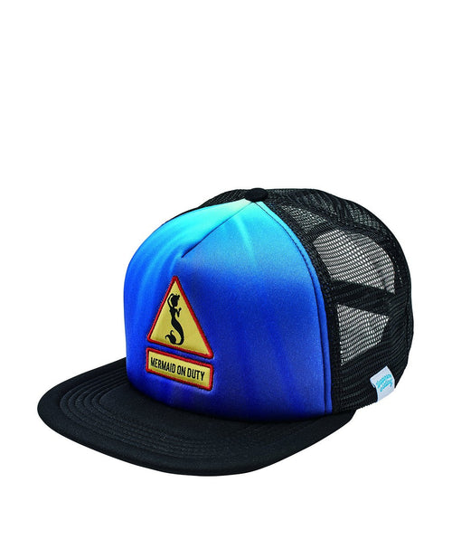 "Hats - ""Mermaid On Duty"" Trucker"