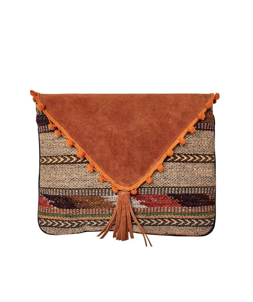 Hats - Navajo Pattern Clutch