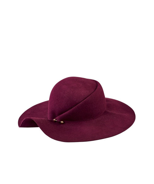 Hats - Pleated Crown Floppy
