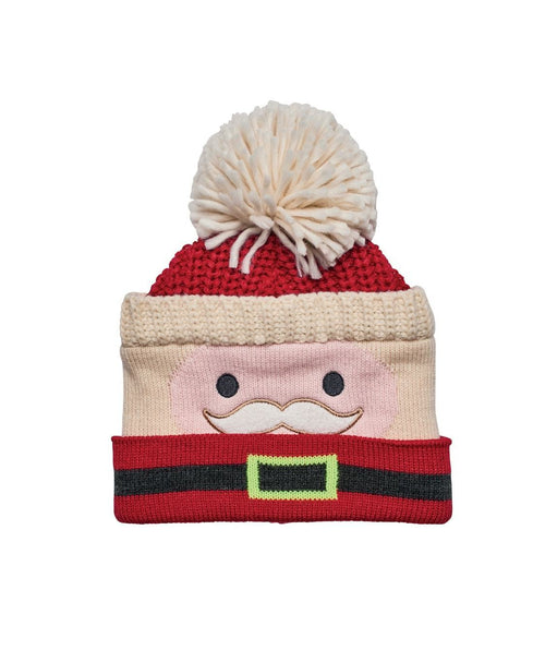 Hats - Santa Claus Knit Cap