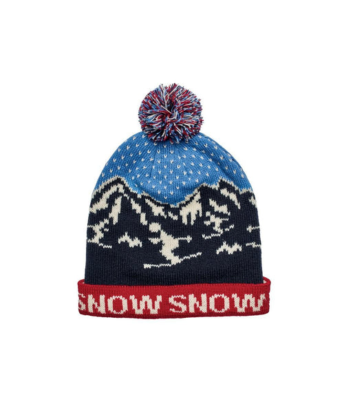 Hats - Snow Ski Knit Cap