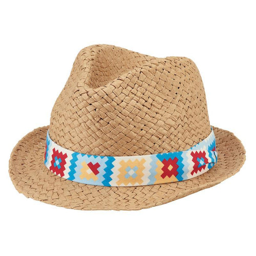 Toddler Paper Fedora Novelty Band-5-7 Years (PBK6524)
