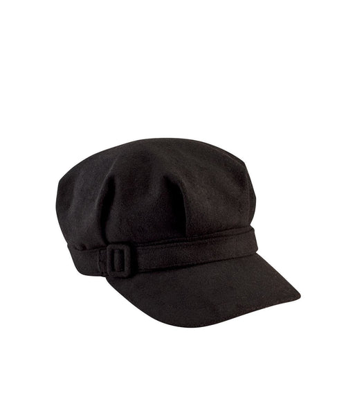 Hats - Women's Cap With Buckle