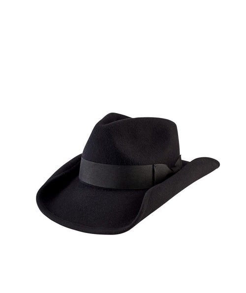Hats - Women's Cowboy Woth Bow