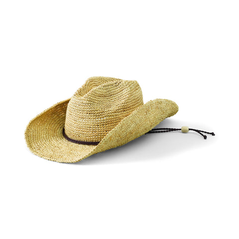 Men's Rush Straw Chin Cowboy (PBC1024OSNAT)