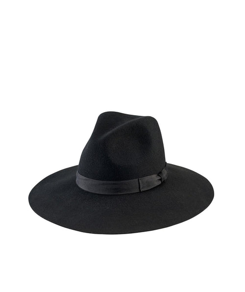 Hats - Women's Floppy Fedora With Bow