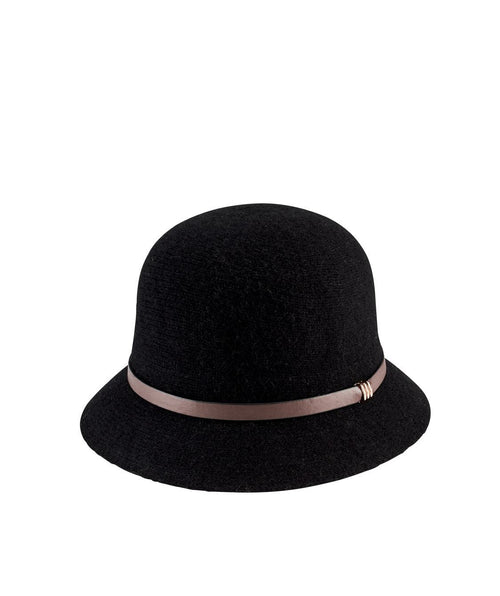 Hats - Women's Knit Cloche