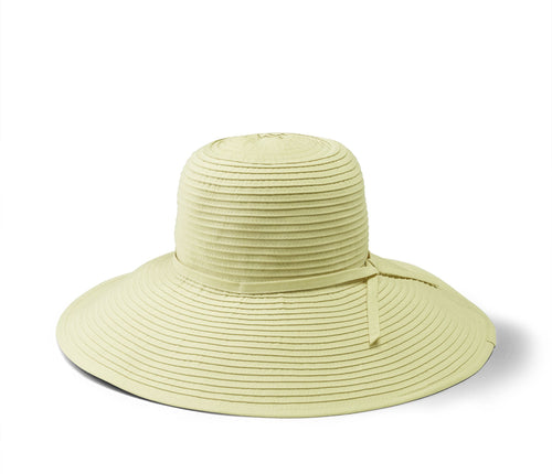 Women's Ribbon Braid Large Brim Hat (RBL202)