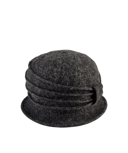 Hats - Women's Soft Knit Cloche
