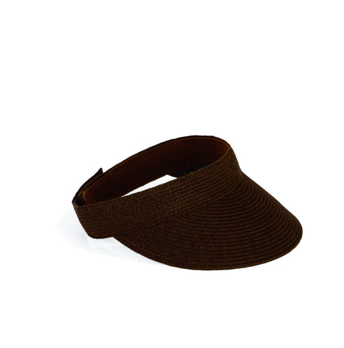 Women's Ultrabraid Small Brim Visor (UBV003)