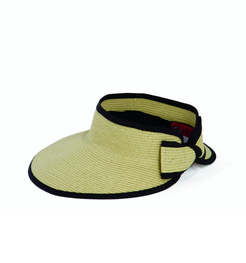 Women's Ultrabraid Visor with Bow (UBV006)