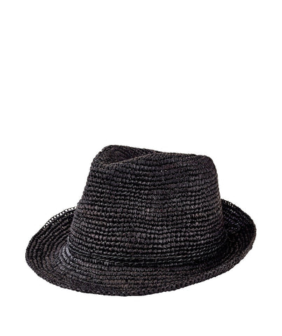 Packable wool felt fedora (WFH8205)