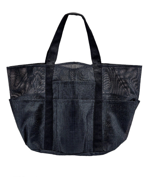 Hats - Womens Mesh Beach Tote