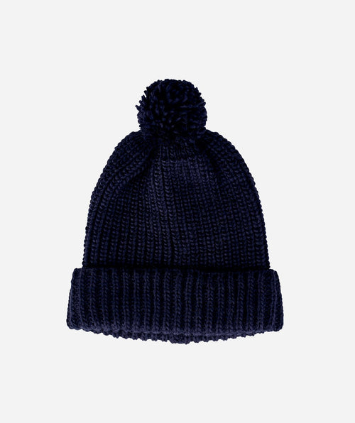 Hats - Womens Solid Beanie