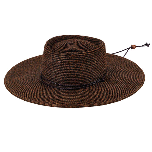 Womens Ultrabraid Sun Brim Chin Cord