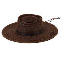 Womens Ultrabraid Sun Brim Chin Cord (UBM4453)
