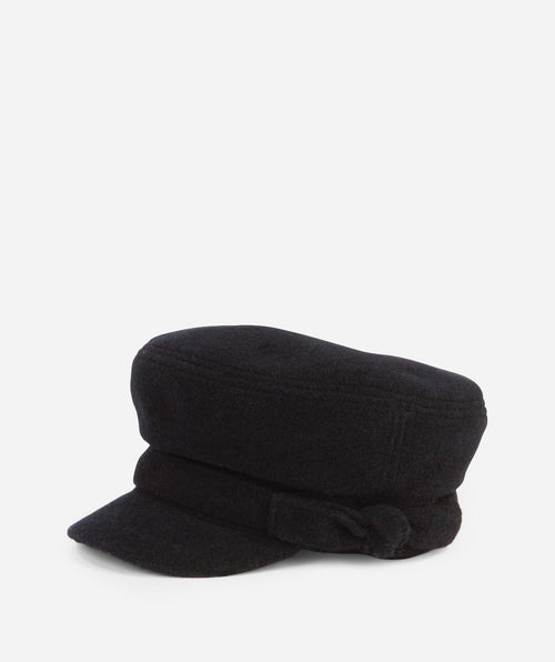 Hats - Womens Woolblend Cabbie